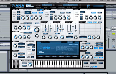 ANA - Modulation Walkthrough