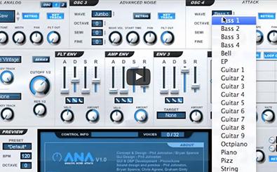 ANA - Oscillators