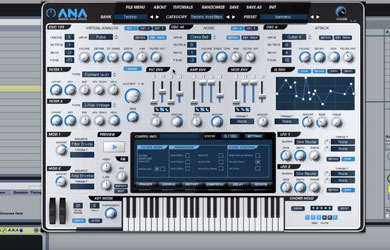 ANA - Oscillators Walkthrough